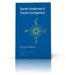 travel companion book