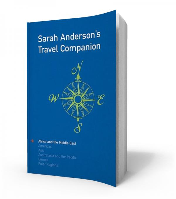 » Sarah Anderson's Travel Companion