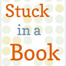 stuck in a book blog logo